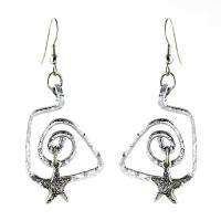 ALUMINUM EARRINGS 6